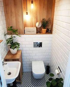 Ѕpσѕítívítch is pєrfєctín💖: @ G͓̽a͓̽z͓̽e͓̽r͓̽I͓̽s͓̽ . - Badezimmer klein - Home flw Small Bathroom, Bathrooms Remodel, Apartment Decor, Foyer Decorating, Bathroom Decor, Interior, Industrial Interior Style, Bathroom Design, Modern Bathroom Renovations