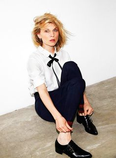 clemence poesy vogue - Google Search