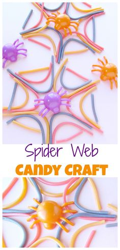 Spider Web Candy Cra