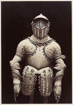 The Metropolitan Museum of Art - [The Armor of Philip III]