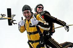 skydiving anfaenger