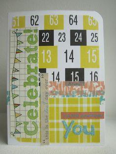 Kids birthday card  http://scraposition.blogspot.sg/2012/09/monday-times-cw137-babies-or-children.html