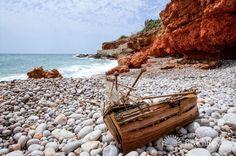 Beach Las Vegas, Vinaròs, Spain. beautiful Spanish beach #sea #ocean #seaside #beach #beachlife