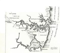 port jackson contour 1788 - Google Search Australia Facts, Old Port, Old Maps, Built Environment, Vintage Maps, Old Photos, Sydney, Tourism, Jackson