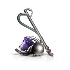 Dyson DC39 Animal Canister Vacuum Review: Larger than the DC47 Animal, this DC39 leaves more room for pet hair.
