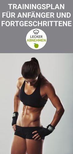 Dieser Trainingsplan kann zum Abnehmen und für den Muskelaufbau eingesetzt werden. Wenn die Spezialisierung für Beine und Po verwendet wird, ist er außerdem perfekt für Frauen geeignet. Zur Durchführung des Krafttrainings brauchst du ein Fitnessstudio oder ein gut ausgestattetes Homegym.