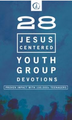 The Youth Ministry Team at Group--the same team that created the bestsellers Jesus-Centered Bible and Jesus-Centered Youth Ministry--has created 28 life-changing devotions that are simple to lead and packed with highly engaging activities. Teen Devotional, Youth Devotions, Devotional Topics, Youth Sermons, Youth Ministry Lessons, Youth Group Lessons, Youth Group Activities, Youth Groups, School Lessons