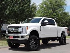 2017 Ford F250 Lariat Diesel Lifted Truck in Rockwall Texas
