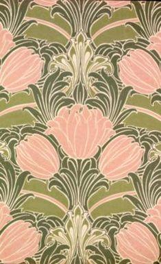 Manufacture Saint Georges Wallpapers, Grande-Bretagne, ca. 1895.