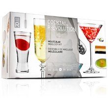 Molecular Mixology Kit box