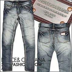 Jeans Dolce & Gabbana Homme H0076