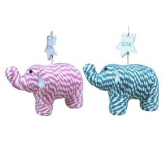 Holiday Babies first Elephant Ornament