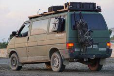 Vw T4 Syncro, Vw Transporter Campervan, T4 Camper, Off Road Camper, Vw T4 Tuning, Day Van, Camper Conversion, Van Life, Motorhome