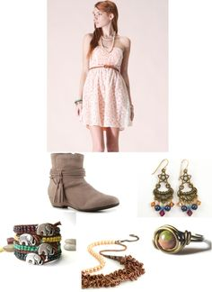"""""""BOHO!!!"""" by maddieagne ❤ liked on Polyvore"""