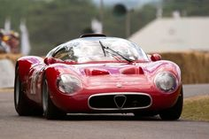 mostly cars, mostly alfas: teoone: Alfa Romeo Tipo 33 not the stradale. Maserati, Classic Sports Cars, Classic Cars, Automobile, Auto Retro, Alfa Romeo Cars, Sweet Cars, Car Wheels, Amazing Cars