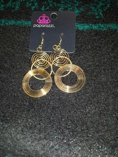 $5 earrings
