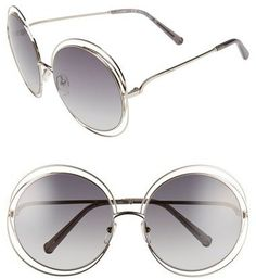 Pin for Later: 30 der coolsten Sonnenbrillen für einen stylischen Sommer  Chloé Sonnenbrille (304 €)