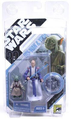 Scegliere Hasbro ACTION FIGURE 2007-2008 Star Wars 30th Anniversario