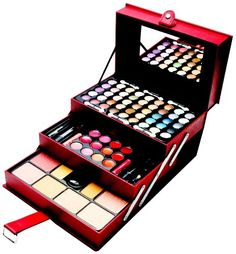 Cameo All In One Makeup Kit (Eyeshadow Palette, Blushes, Powder and More) Holiday Exclusive | WomenProducts