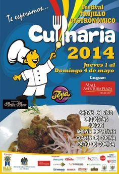 Festival Trujillo Gastronómico 2014 del 1 al 4 de mayo