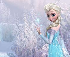 Elsa of Disney's Frozen