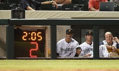 MLB to use pitch clock in Double-A, Triple-A games