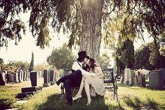 graveyard engagement photos - Google Search