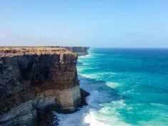 The Bunda Cliffs, Au