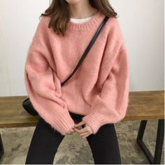 Korean Fashion Trends you can Steal – Designer Fashion Tips Ulzzang Fashion, Asian Fashion, Look Fashion, Winter Fashion, Fashion Outfits, Fashion Trends, Korean Fashion Winter, 90s Fashion, Fashion Clothes