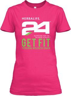Herbalife 24 Ladies Fit Camp Shirt | Teespring