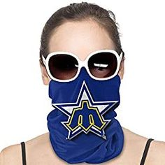 Seattle Mariners Face Masks | SeattleTeamGear.com