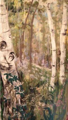 Liz Emery - Felt Artist