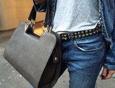 All Jeans Look Street Style  www.fashionzone.de
