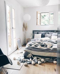 Wenn Man So Ein Schönes Schlafzimmer Hat, Gibt Es Wirklich Keinen Grund  Mehr Aufzustehen!