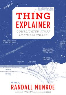 """our expert book reviewer Nicola Asker reviews the 'Thing Explainer' by Randall Munroe - a book she thinks young enthusiasts and """"grown engineers will find fascinating""""!  http://www.sparxx.org.uk/book-reviews"""