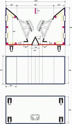 php 1 063 × 1 811 pixels Diy Subwoofer, Subwoofer Box Design, Speaker Box Design, Music Speakers, Diy Speakers, Built In Speakers, Sub Box Design, Diy Design, Rcf Audio