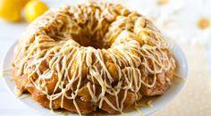 Lemon Monkey Bread