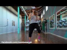Dance Fitness - Work Work - YouTube