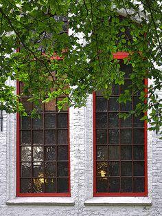 'Kirchenfenster in Glückstadt' von Dirk h. Wendt bei artflakes.com als Poster oder Kunstdruck $18.03