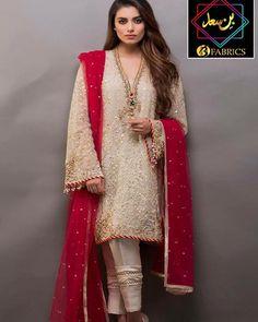 Sania Maskatiya Luxury Pret Collection 2017 for girl - Women Club, Beauty Health Fashion Pakistani Formal Dresses, Pakistani Wedding Outfits, Nikkah Dress, Pakistani Dress Design, Indian Dresses, Indian Outfits, Eid Outfits, Pakistani Couture, Indian Attire