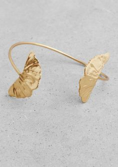 Lara Melchior ginkgo bracelet  | & Other Stories
