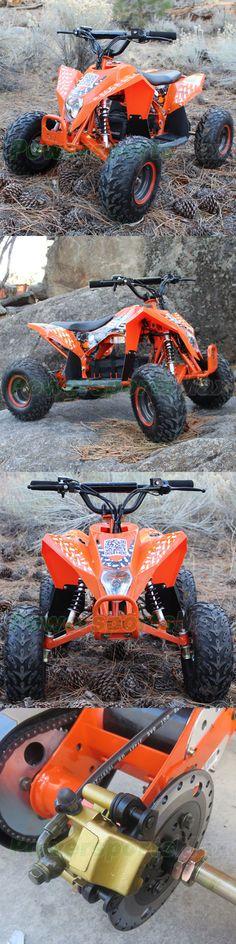 other go-karts recreational 40152: e-madix kids electric atv quad 4 wheeler