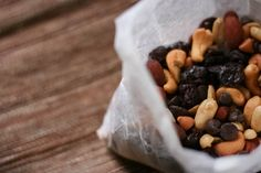 Chocolate Cherry Trail Mix
