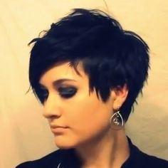 <b>Short hair, should care.</b>