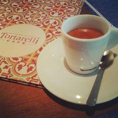 Nespresso! #Tortarelli