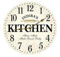 Best Of Kitchen Wall Clocks 70 Ideas On Pinterest In 2020 Kitchen Wall Clocks Wall Clock Clock