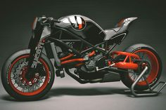 Naked Ducati - by KBike Factory!
