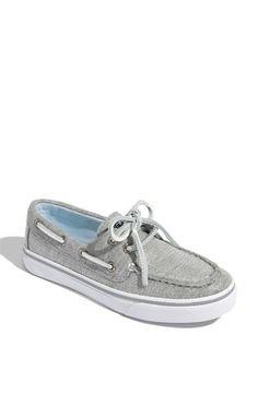 Sperry Top-Sider® 'Bahama' Boat Shoe (Walker, Toddler, Little Kid & Big Kid) | Nordstrom