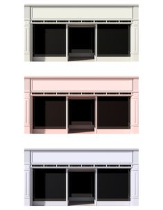Storefront Series