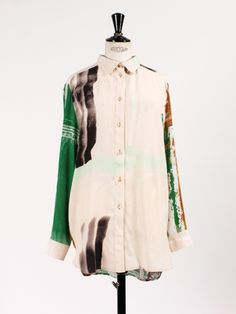 New arrivals - APLACE - Aida shirt from Carin Wester